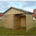 Domki drewniane modułowe
